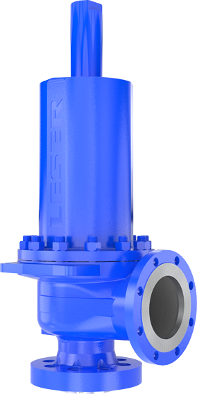 API safety valve from LESER