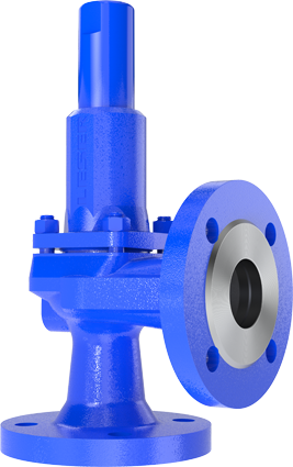 Modulate Action safety valve from LESER