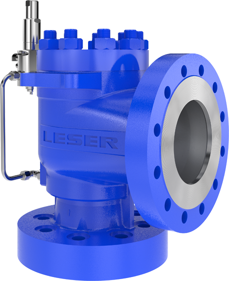 High Efficiency safety valve from LESER